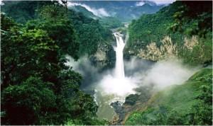 Yasuní y sus riquezas naturales