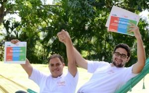 Embajadores venezolanos del BYCI 2014 en Quito