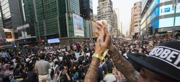 Las redes sociales principales motores en protestas de China