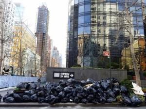 Basura en New York