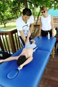 Terapia corporal. La Ventana de los Cielos