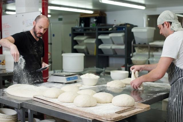 Better Health Bakery en acción