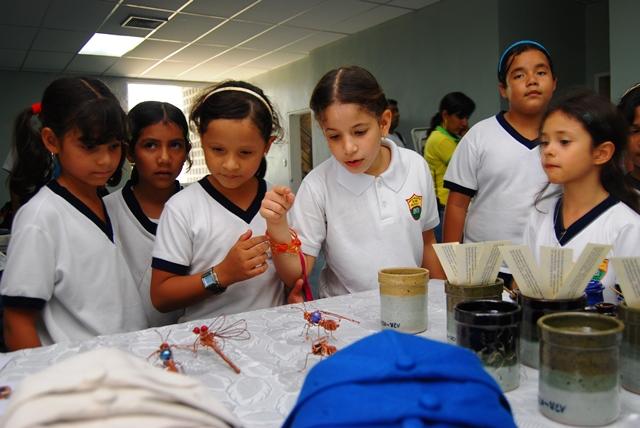 El MIZA es un laboratorio pedagógico interactivo Foto cortesía Marco Gaiani