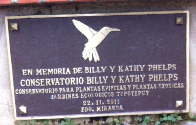 Conservatorio de Billy y Kathy Phelps. Foto Planeta Vital