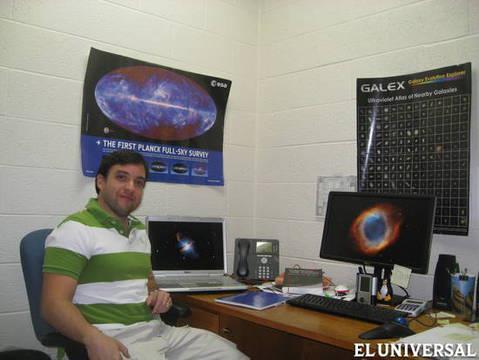 Marcio Melendez, foto cortesía El Universal