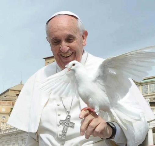 Papa Francisco tiene un enorme reto