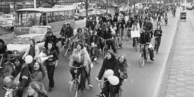 Manifestaciones colectivas en Amsterdam