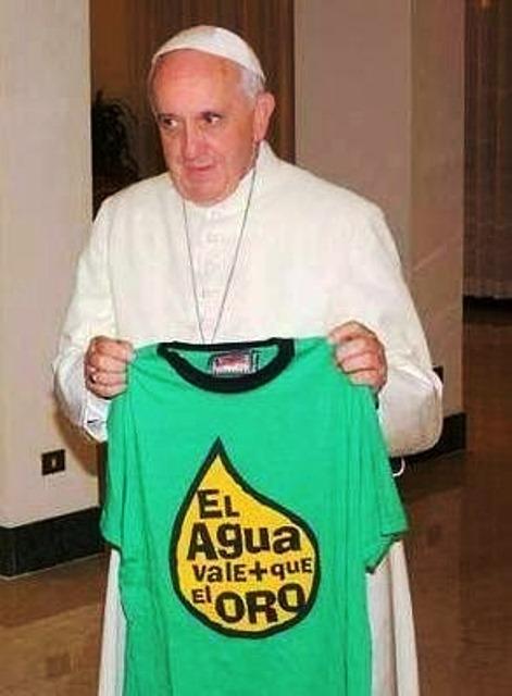 El papa Francisco y su mensaje ecológico