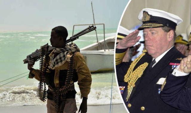 Por el almirante Sir James Burnell-Nugent, ex Comandante-en-Jefe de la Real Marina Británica y ahora colaborador del  proyecto estadounidense Oceans Beyond Piracy