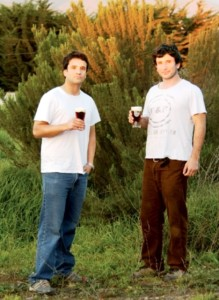 Marco y Migel Angel Carco. Foto Patricio Salfate