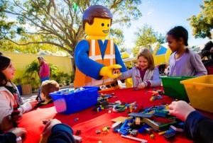 Lego invita a la creatividad. Foto www.mynews13.com