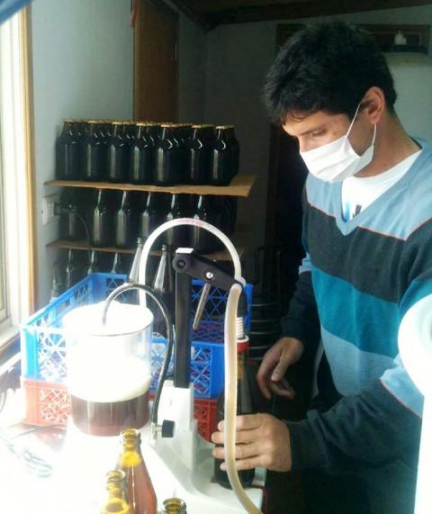 Elaborando la cerveza artesanal