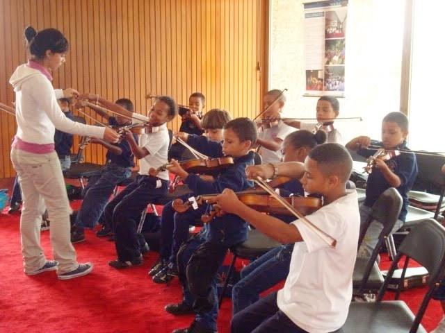 Núcleo del Sistema Nacional de Orquestas y Coros Juveniles e Infantiles Julián Blanco