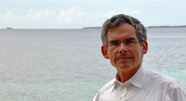 Michael Gerrard, director del Sabin Center for Climate Change Law en la Universidad de Columbia. Foto: Universidad de Columbia