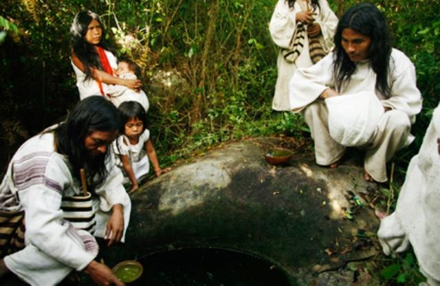 Los Kogi de Colombia son un buen ejemplo de preservación de la biodiversidad.
