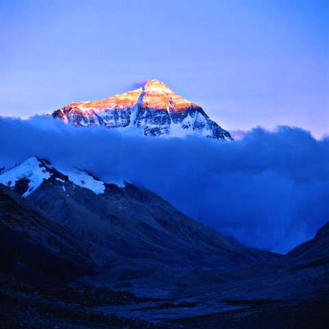 Desaparición de glaciares en Himalaya