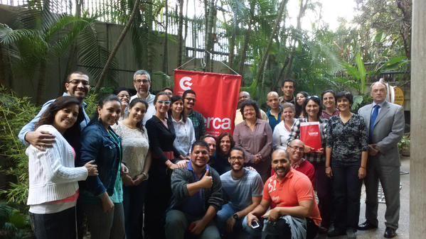 Final del Curso de ACERCA sobre Diversidad Cultural. Foto Cultura España Venezuela