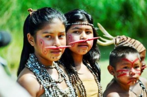 Indígenas, Venezuela. senderosporvenezuela.com.ve