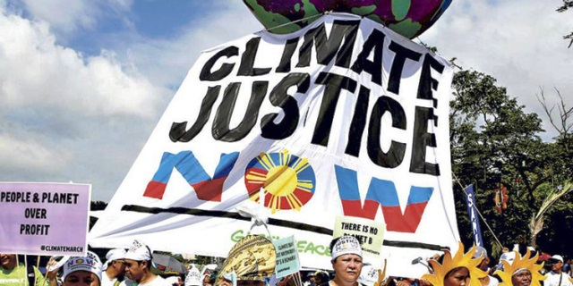 CLIMATECHANGE-SUMMIT/PHILIPPINES MARCH
