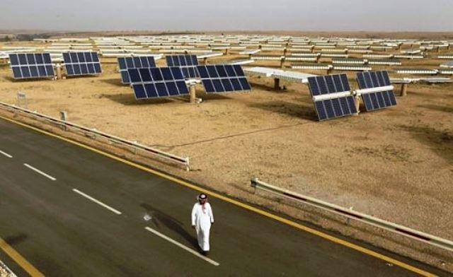 El Sahara y su energía solar