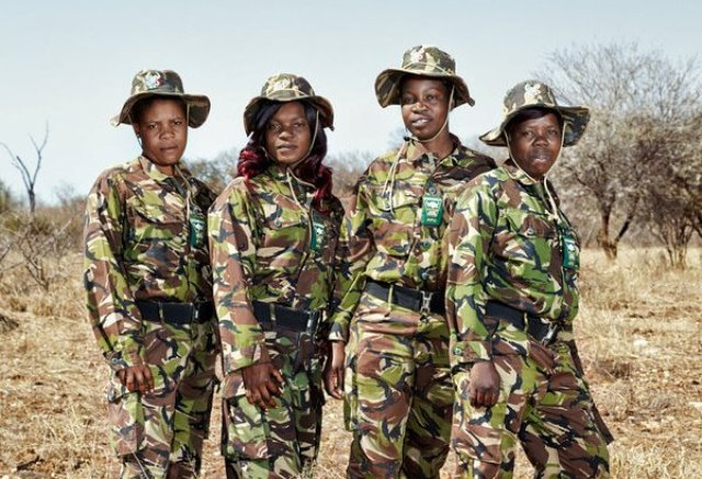 Sudafrica, Mambas Negras