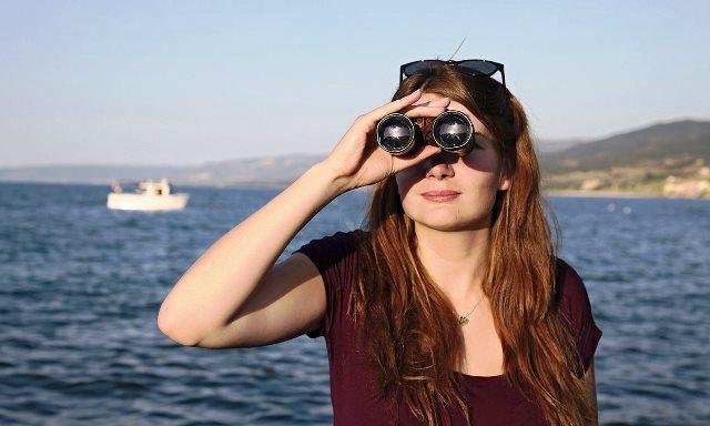 Inspectora en costas de Sicilia