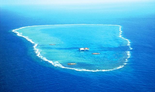 Isla Okinotori