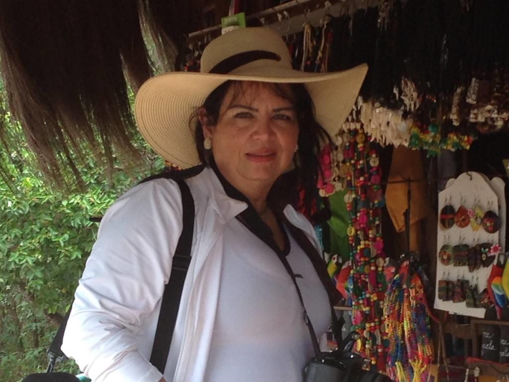 Adriana Marcano con su propuesta cuántica