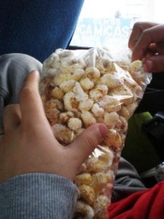 Cereales inflados especial para celíacos
