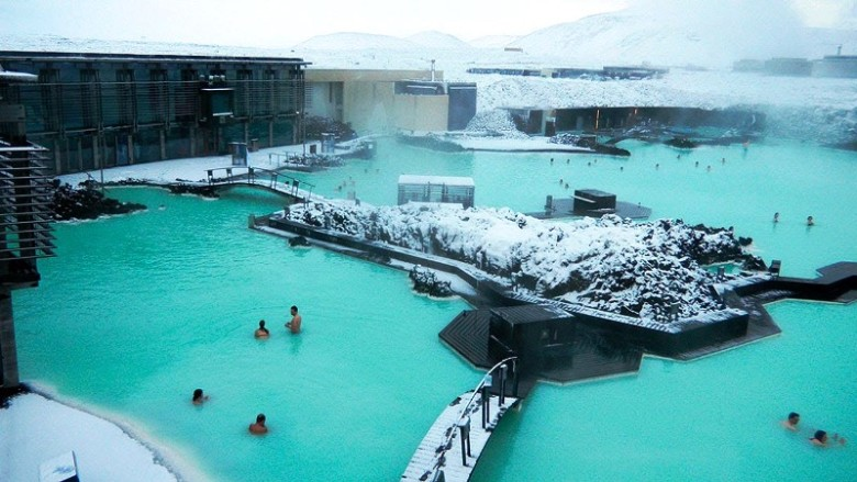 piscina termal