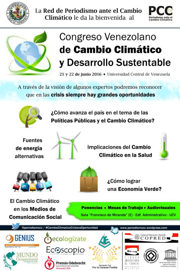 Congreso Venezolano de Cambio Climático y Desarrollo Sustentable