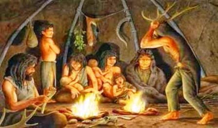 Caracterización del origen del teatro en el paleolítico