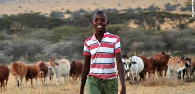 Richard Turere un chico masai innovador