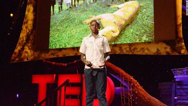 En su conferencia TED