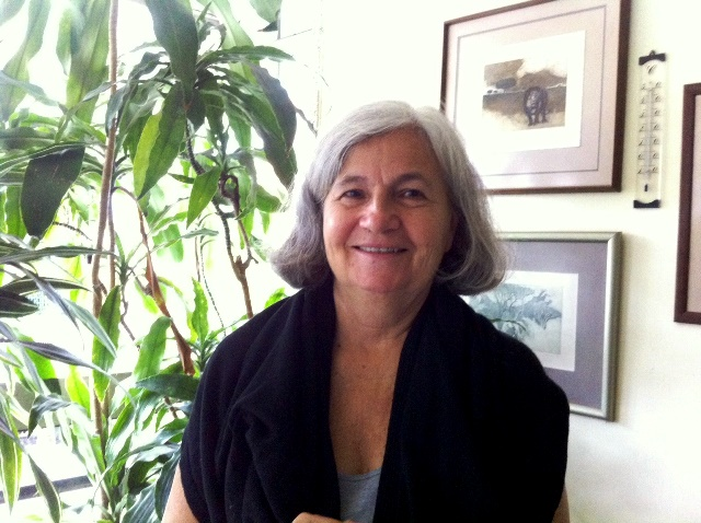 Psicóloga Carmen Cristina Romero
