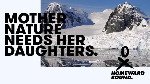 La madre naturaleza necesita a sus hijas