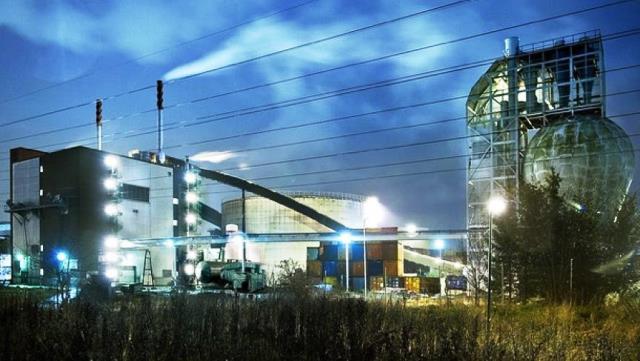 Plantas generadoras de energía por el reciclaje