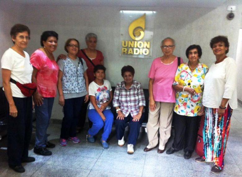 Voces Alegres de Chacao en Unión Radio