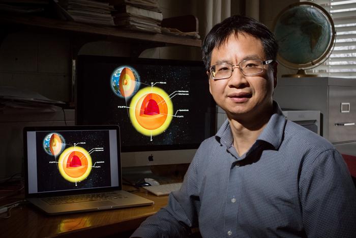 Xiaodong Song, profesor de geología