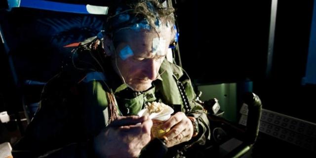 Alimentación especializada para tripulación de Solar Impluse