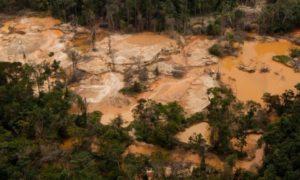 El Arco Minero un gran riesgo para las reservas hídricas