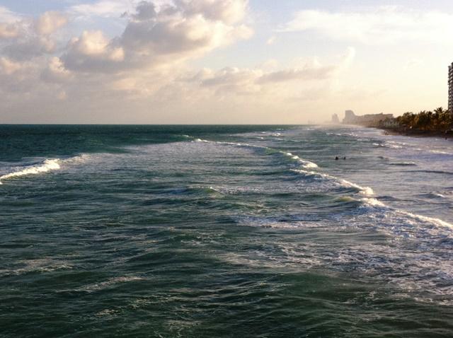 El océano nuestro reservorio de riquezas naturales