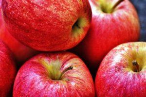 Manzanas apetitosas