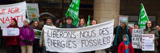 Campaña suiza para separarse de energías fósiles