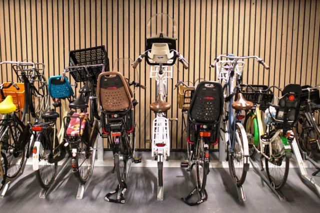 La bicicleta como primera opción de transporte