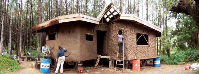 Construir en armonía con la naturaleza