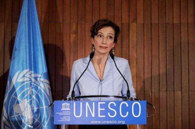 Sra. Audrey Azoulay, Directora General de la UNESCO