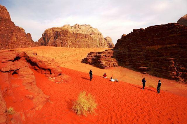 Wadi Rum- Jordania