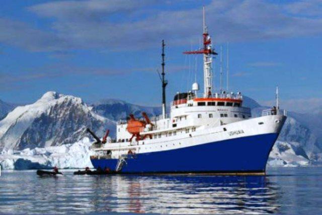 A bordo del Ushuaia partirán a la Antártida