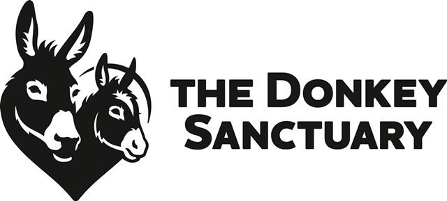 Santuario de burros en Reino Unido